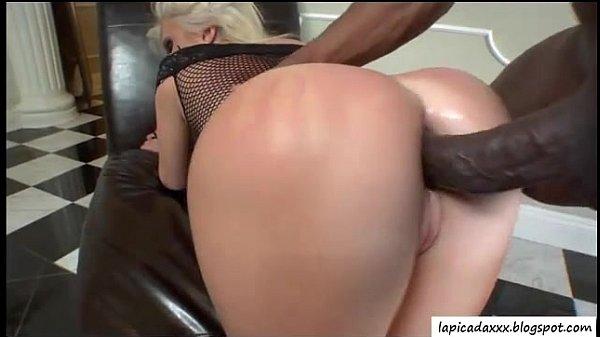 Vídeo de sexo anal na bunda gostosa da peituda