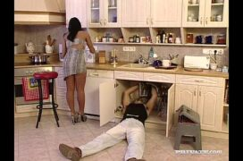 Encanador comendo a casada gostosa