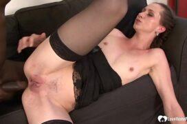 Filmes de sexo anal com negão comendo cu de magrela