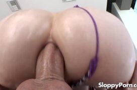 Melhor porno anal com ruiva branquinha cuzuda