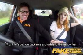 Ninfeta deu pro taxista