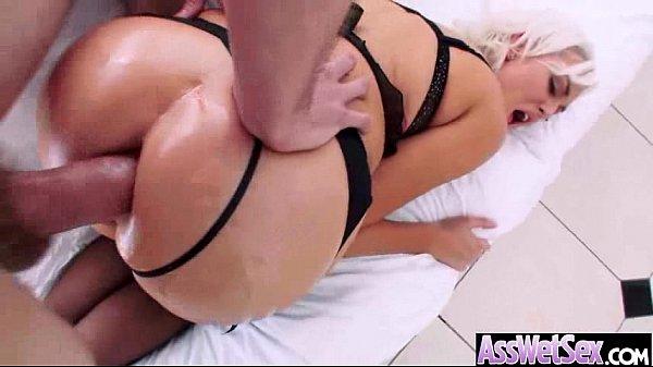Video sexo gostoso dotado comendo o rabo da loira