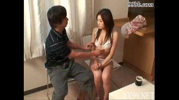 Japinha magrinha dando a pepeca pro namorado
