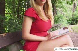 Putaria videos com uma garota linda no parque