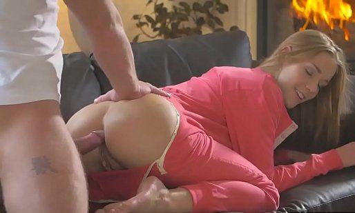 Bangbross anal gostoso do casal apaixonado